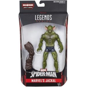 Marvel Spider-Man Legends Jackal