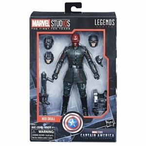 Marvel Studios The First Avenger Red Skull