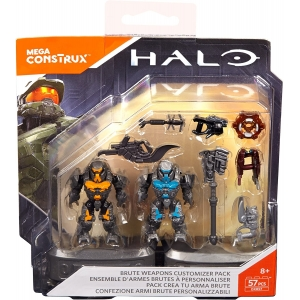 Mega Construx Halo Brute Weapons Pro Pack