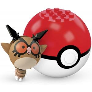Mega Construx Pokemon Hoothoot Figure