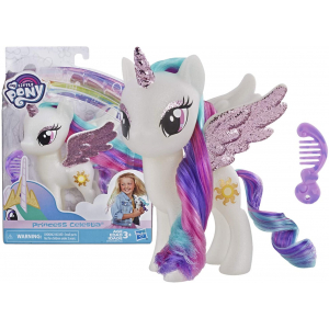 My Little Pony Toy Princess Celestia Sparkling