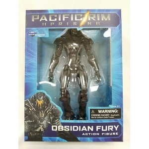 Pacific Rim Uprising Obsidian Fury Exclusive Boxed Version