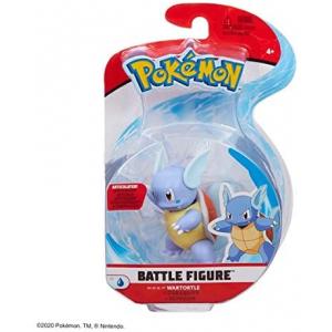 Pokemon Wartortle Battle Figure