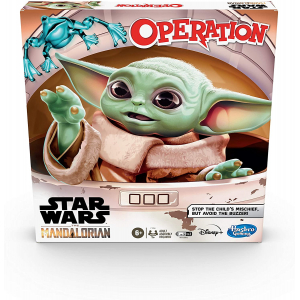 Star Wars The Mandalorian Edition Board Game Operation