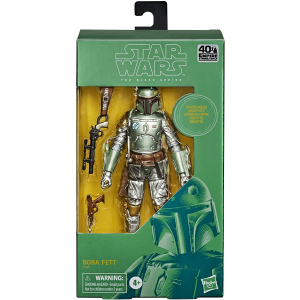 The Black Series Carbonized Collection Boba Fett