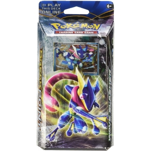 XY Breakpoint Greninja Wave Slasher Theme Deck