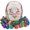 Bag of Holding 140 Polyhedral Dice in 20 Complete Sets