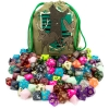 Bag of Tricks 140 Polyhedral Dice in 20 Complete Sets