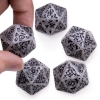 Battlescarred Jumbo d20s 5-pack