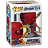 Funko Iron Spider with Nano Gauntlet