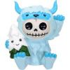 Furrybones Yeti Skeleton in Abominable Snowman Costume