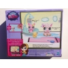 Littlest Pet Shop Bath Time Fun Set -2 Pigs with Shower