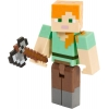 Minecraft Chopping Alex Figure