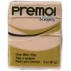 Premo Sculpey Polymer Clay 2oz Beige