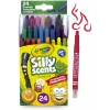 Silly Scents Twistables Crayons 24 Ct