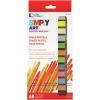 Simply Art Chalk Pastels 48-Pkg