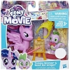 The Movie Twilight Sparkle With Spike the Dragon